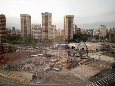 chile construcción